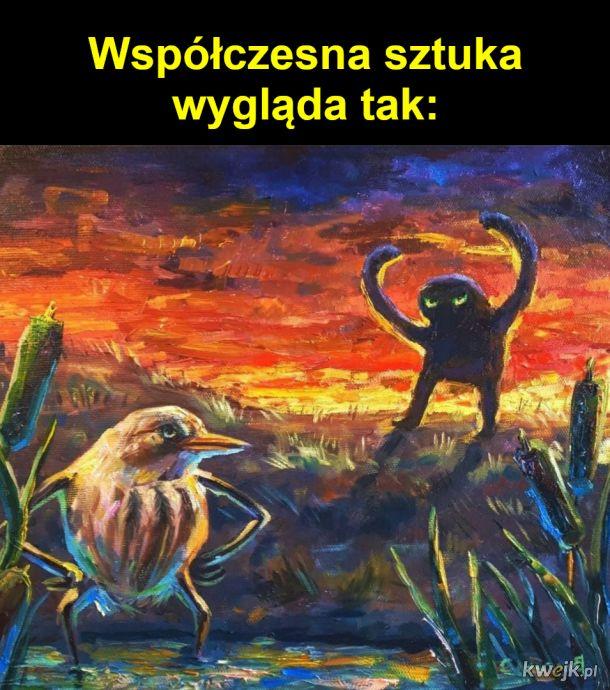 Współczesna sztuka
