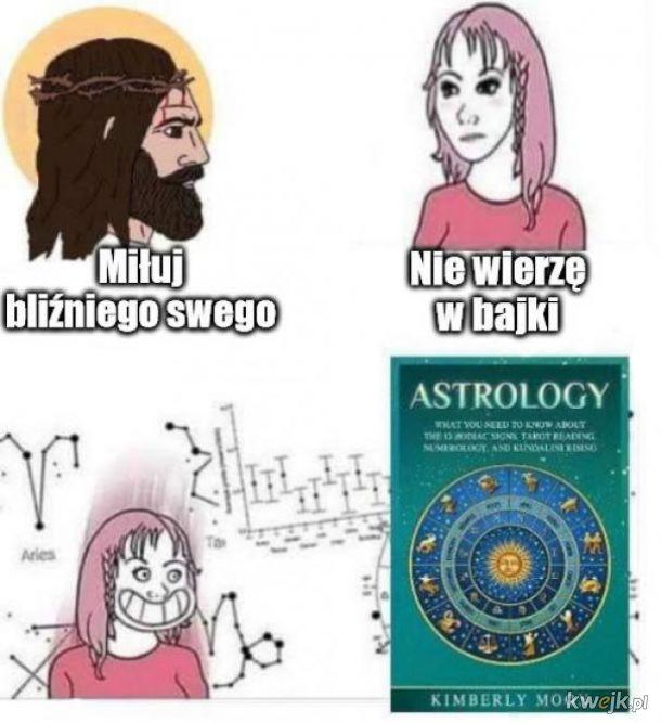 Julka astrolożka