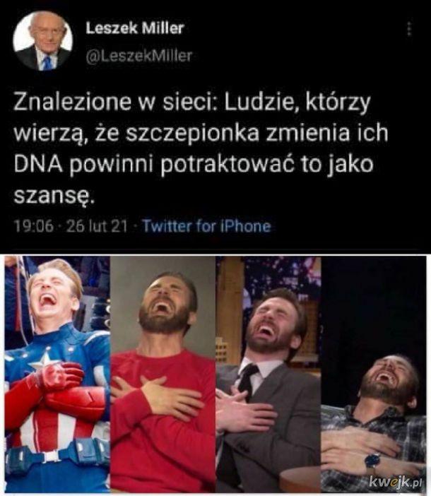 Zmiana DNA