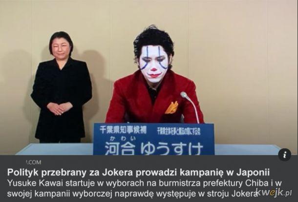 Japonia żyje w społeczeństwie