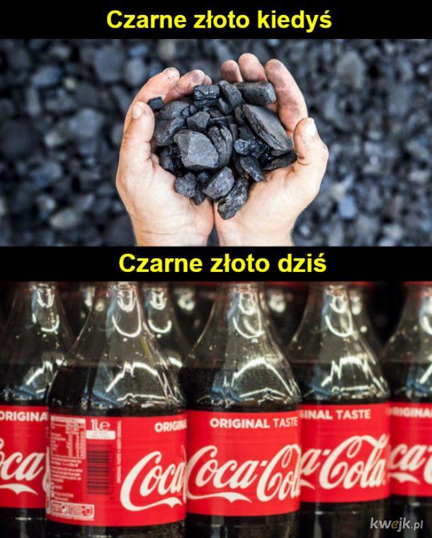 Czarne złoto