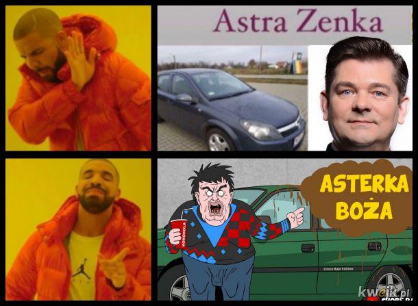 Astra Zenka...
