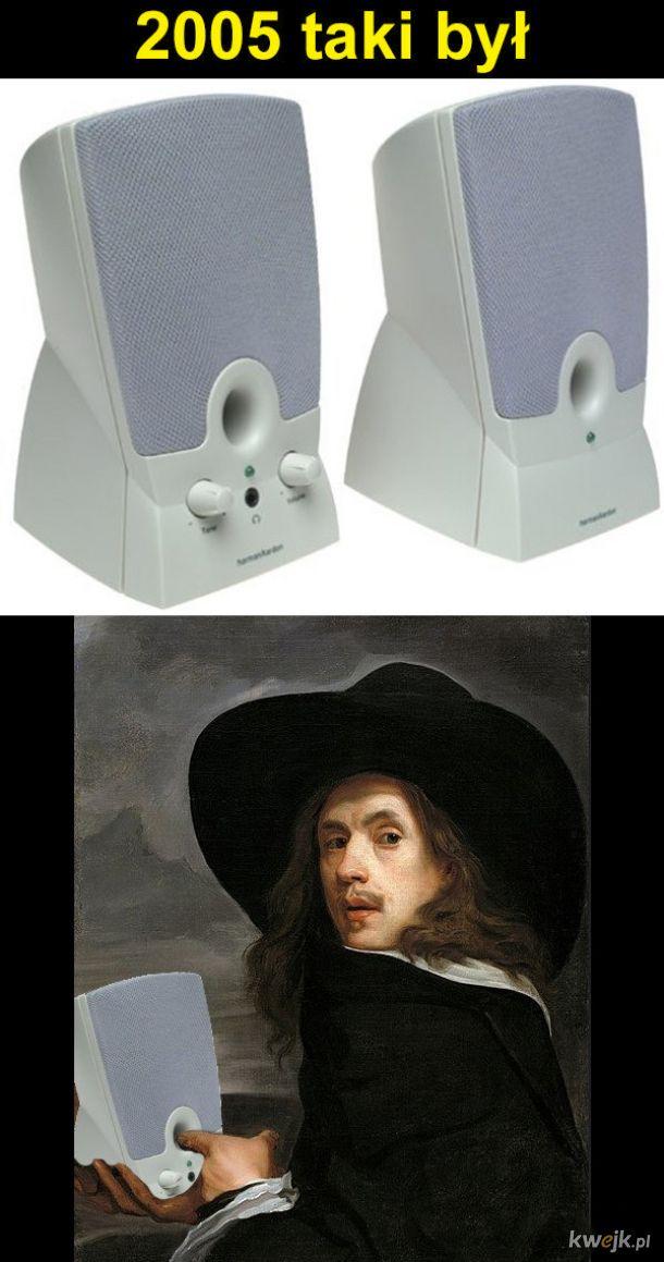 Stare głośniki