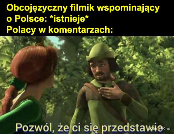 Polacy w komentarzach