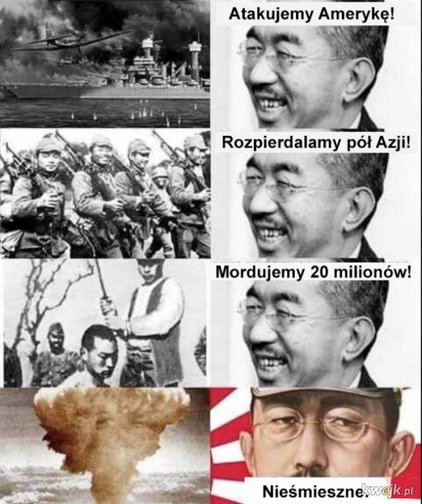 Japończycy tacy są.