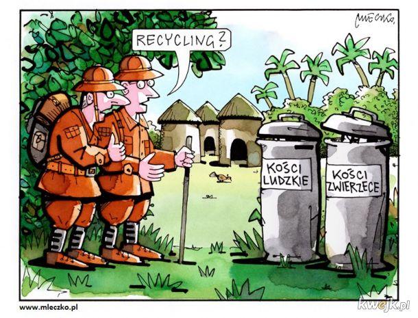 Dziś Światowy Dzień Recyklingu