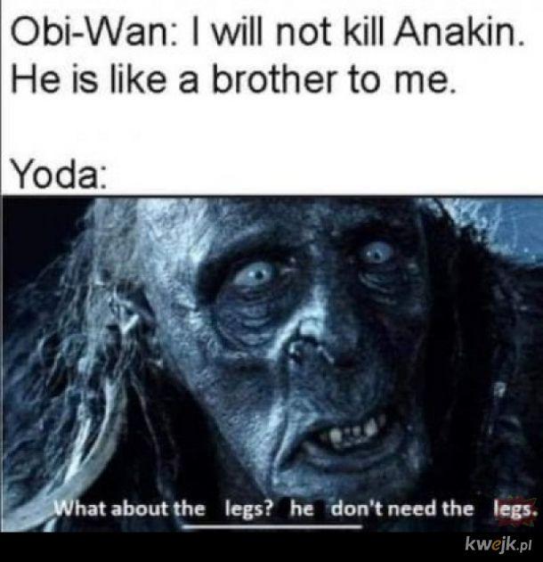 Yoda po roku w Rosji.