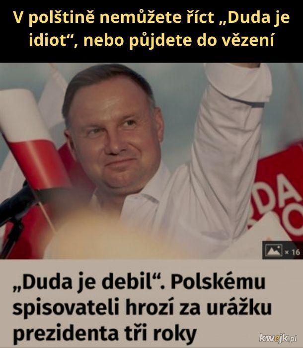 Nawet nie próbuj tego powiedzieć po polsku!