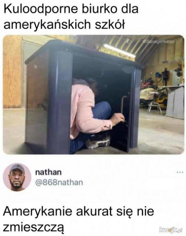 Biurko szkolne