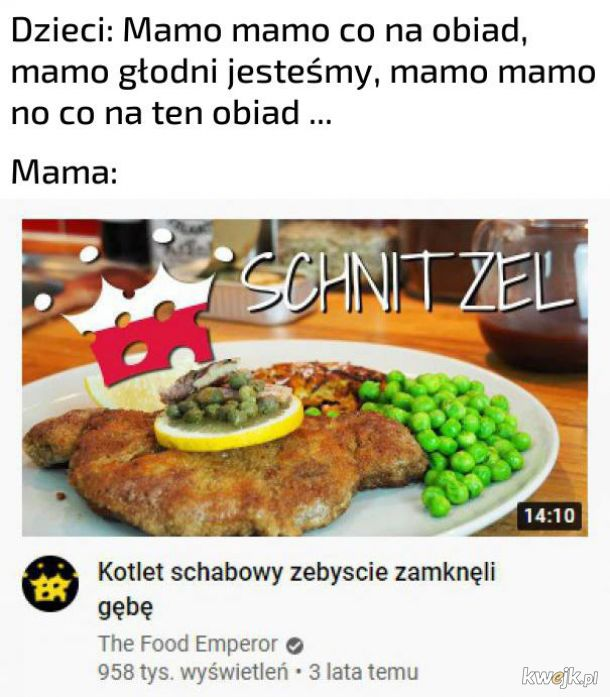 Co na obiad
