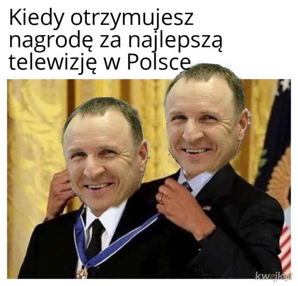 Najlepsza telewizja w Polsce
