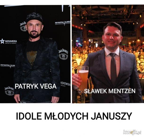 Idole młodych Januszy :D