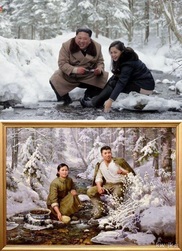 Czy on jej kazał siedzieć gołą d..ą na śniegu w potoku ?