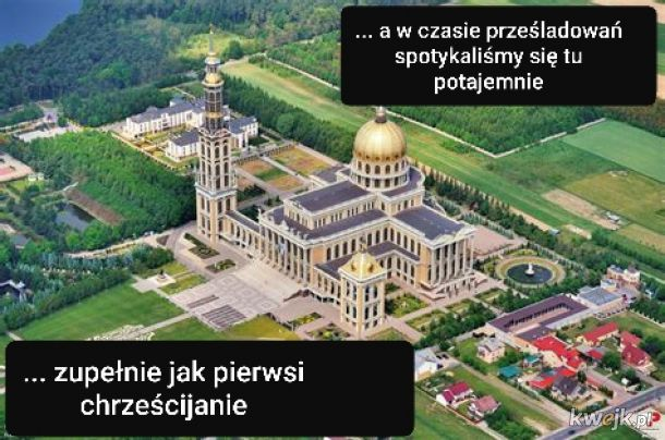 Katolikom w Polsce cinszko