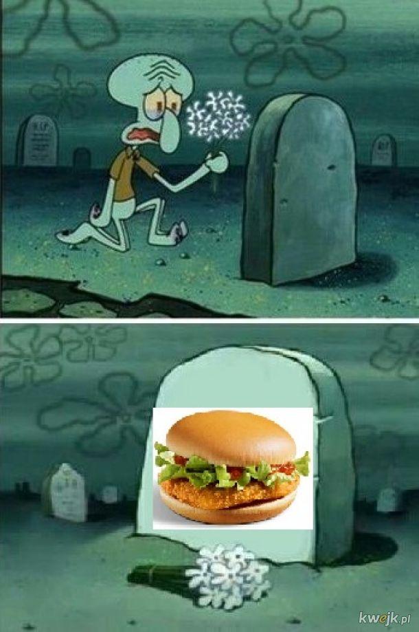 Kurczak Burger [*]