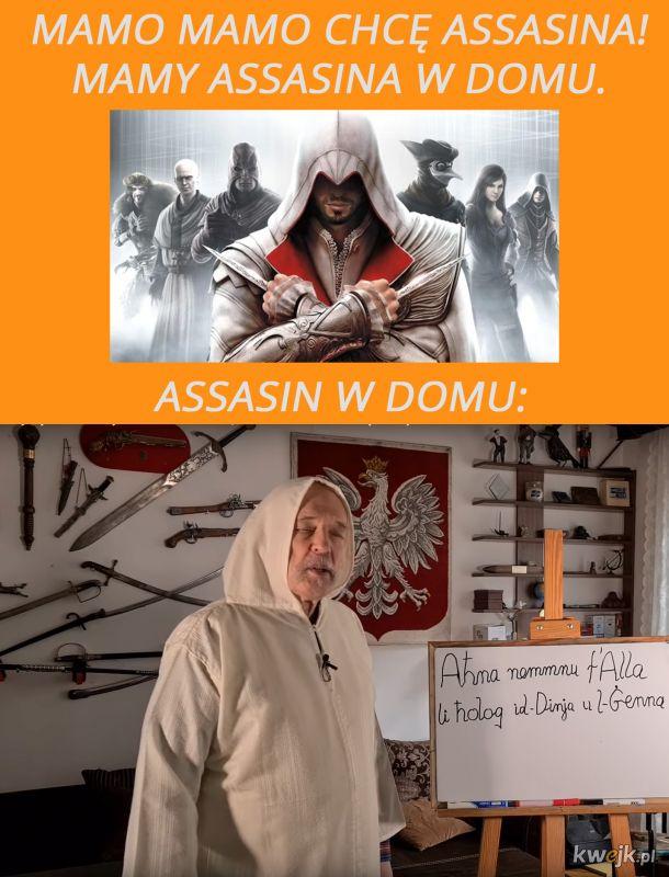 Assasin Polska