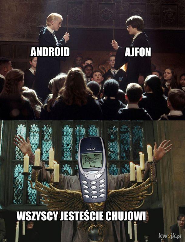 Najlepszy telefon
