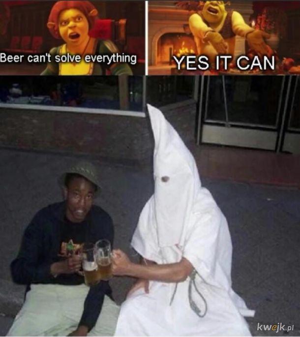 Piwo dobre na wszystko