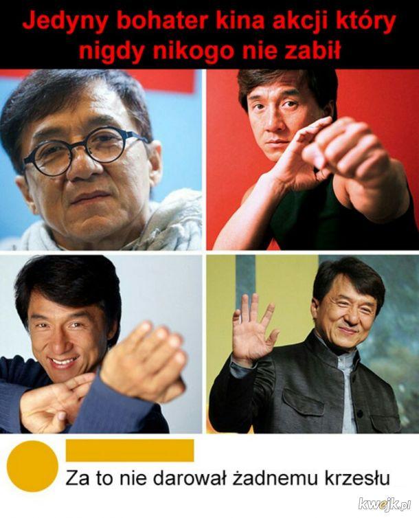 Być jak Jackie Chan