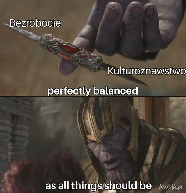 Idealnie zbalansowane