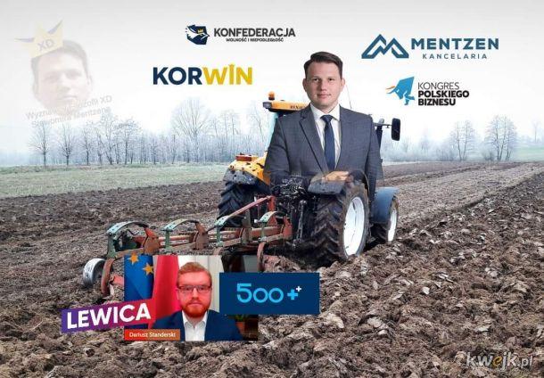 Czas zaorać socjalizm - Korwin Mikke na Krula