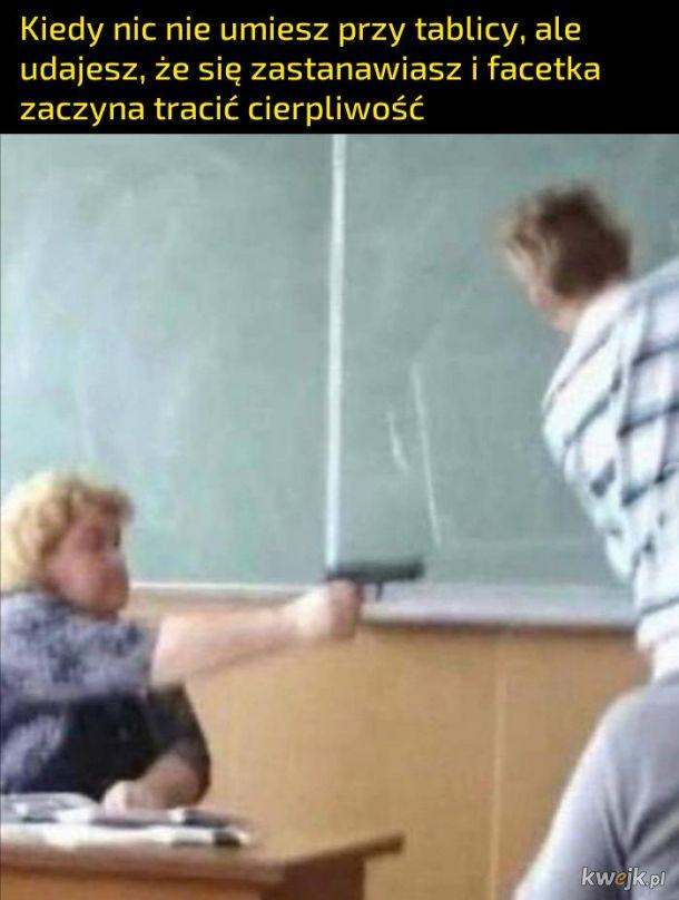 Odpowiadanie w szkole