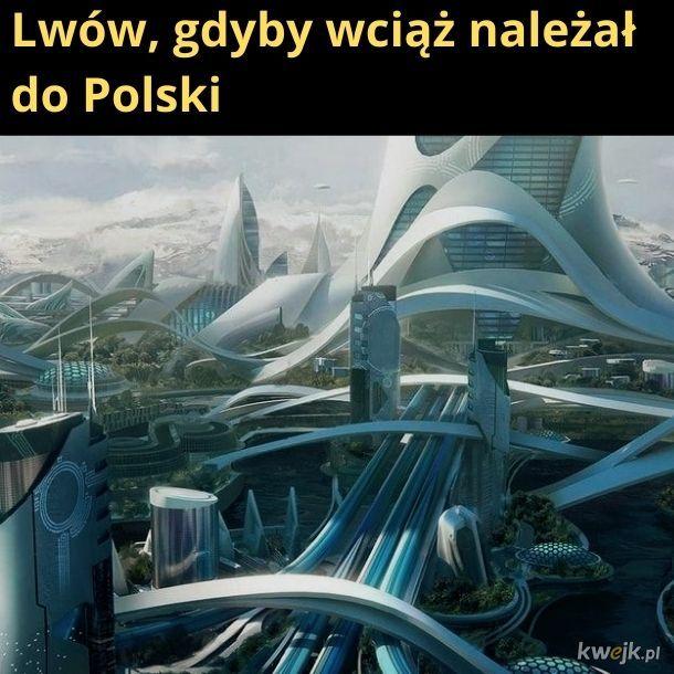Albo wyglądałby jak każde inne polskie miasto: tak se