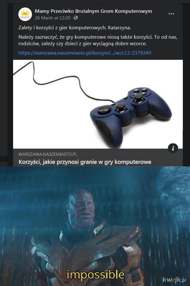 Korzyści z gier komputerowych