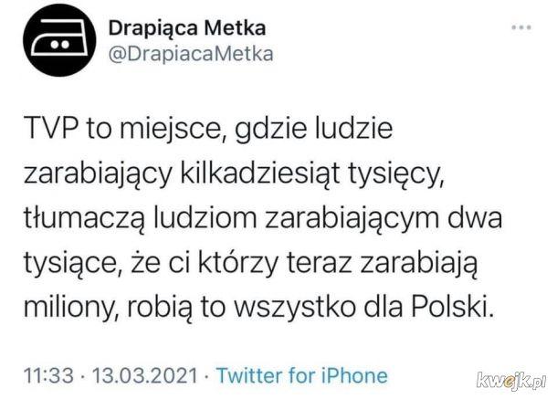 Robią to wszystko dla Polski