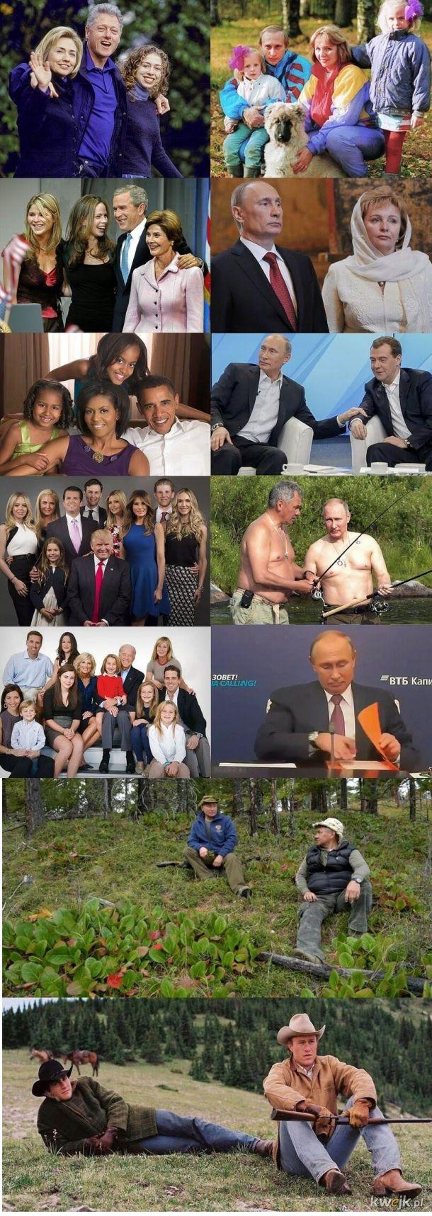 Szczęśliwe Rodziny polityków