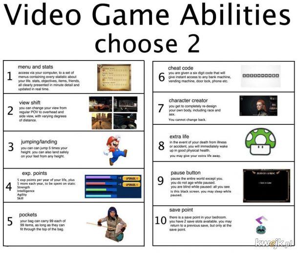 A Wy co wybierzecie i dlaczego?