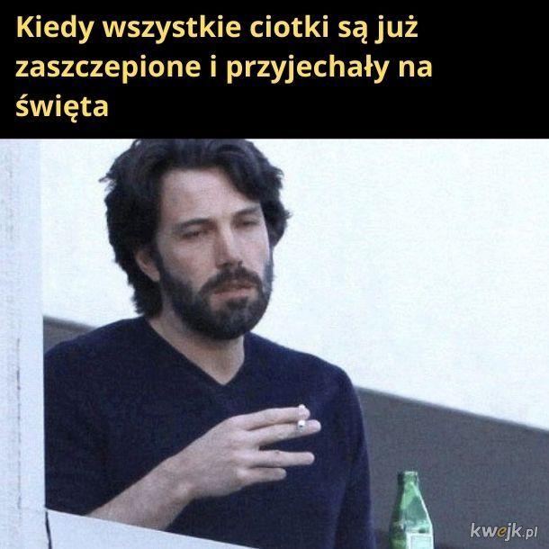 Smuteczek :(