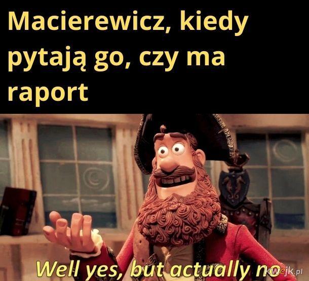 Raport Macierewicza