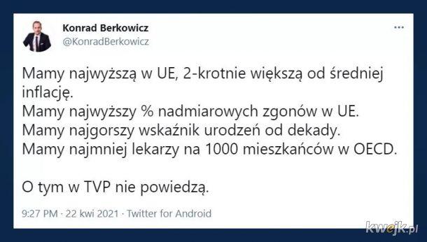 W końcu w czymś Polska liderem