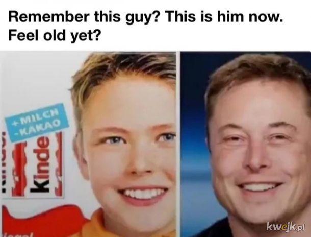 Czujesz się staro?? :D