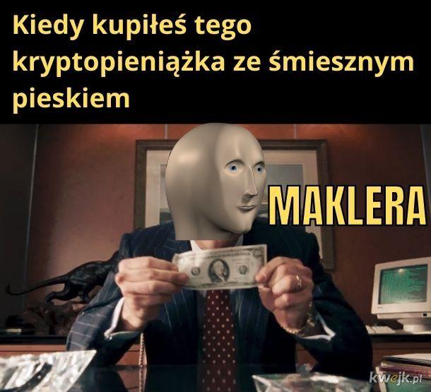 Kariera maklera