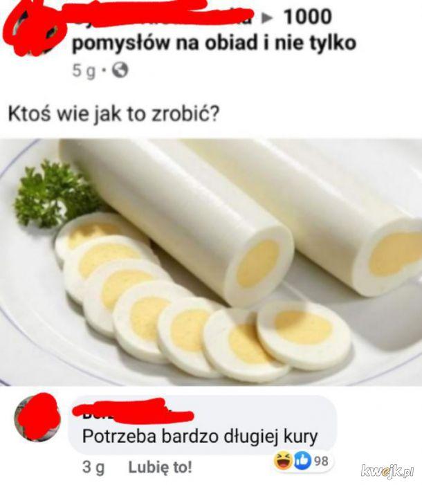 Śmieszne jajka