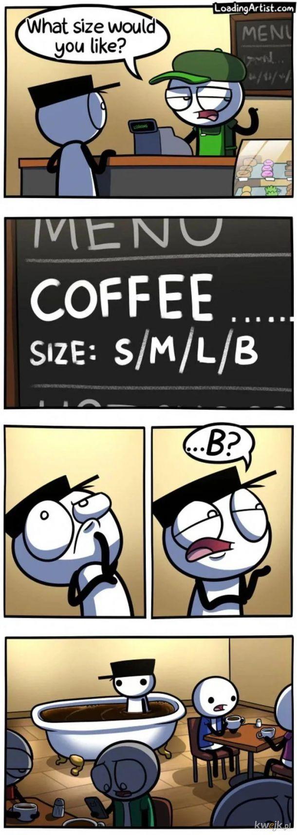 Pysznej kawusi
