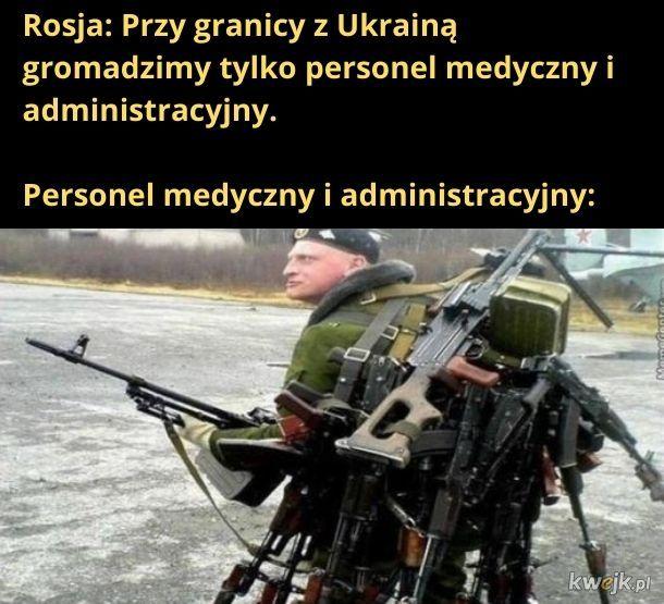 Typowa rosyjska pielęgniarka