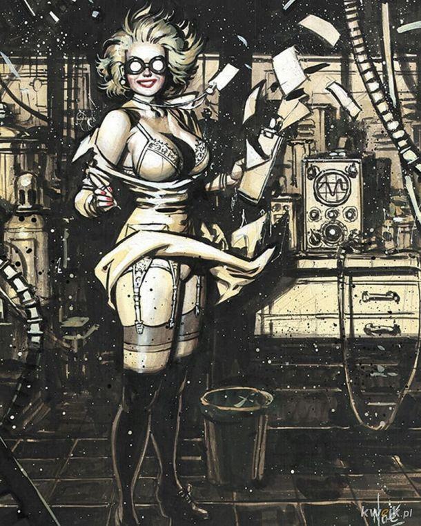 Katastrofy w stylu pin-up girl: na pierwszym miejscu wypadek reaktora Maria w Świerku, obrazek 9