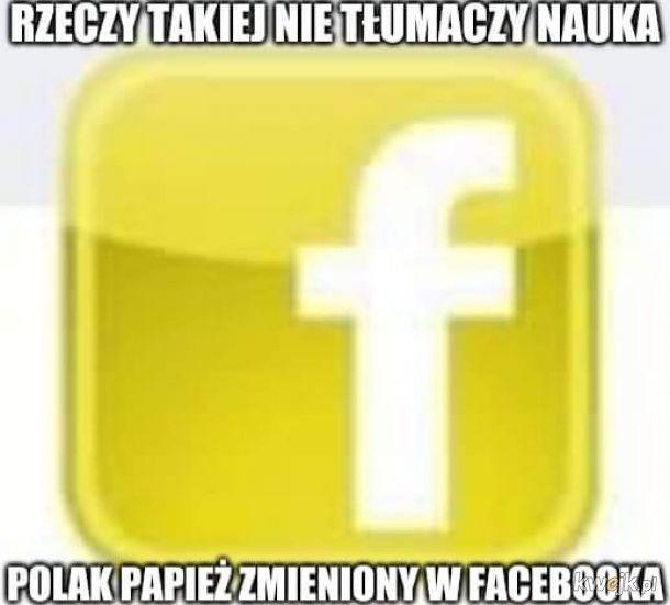 Idealny Facebook nie istnie....