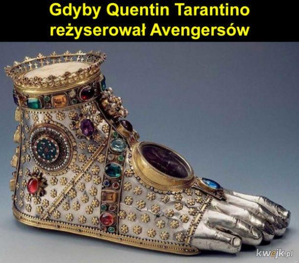 Avangersi Tarantino