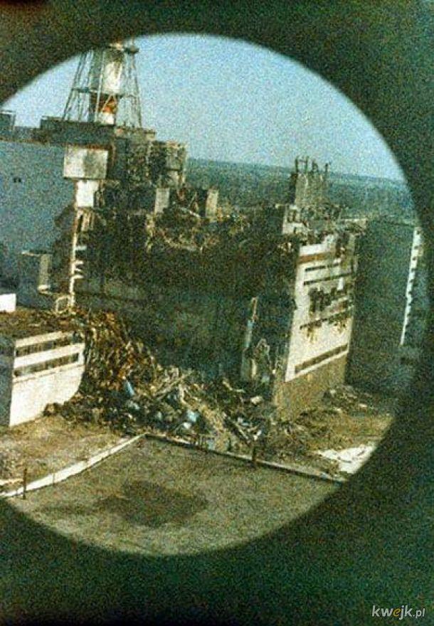 Dziś mamy 35. rocznicę katastrofy w Czarnobylskiej Elektrowni Jądrowej