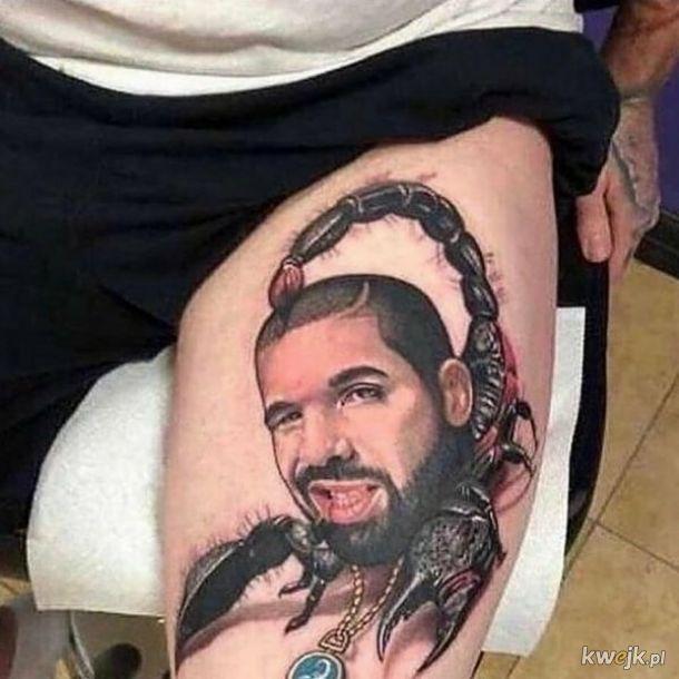 Kiedy nie do końca ogarniasz, że tatuaż zostaje z tobą na całe życie