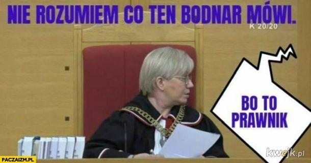 Co ten Bodnar mówi?