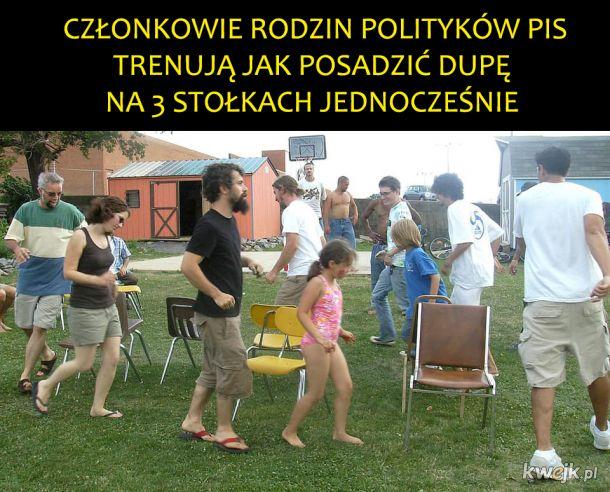 Rodzina polityków