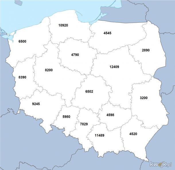 średnia wynagrodzeń w Polsce przy uwzględnieniu umów zlecenie, o pracę, oraz działalności gospodarczych gdzie jest zatrudniona tylko właściciel i wystawia mniej niż pięć rachunków miesięczne. Podane w brutto w przypadku działalności gospodarczej przed odl