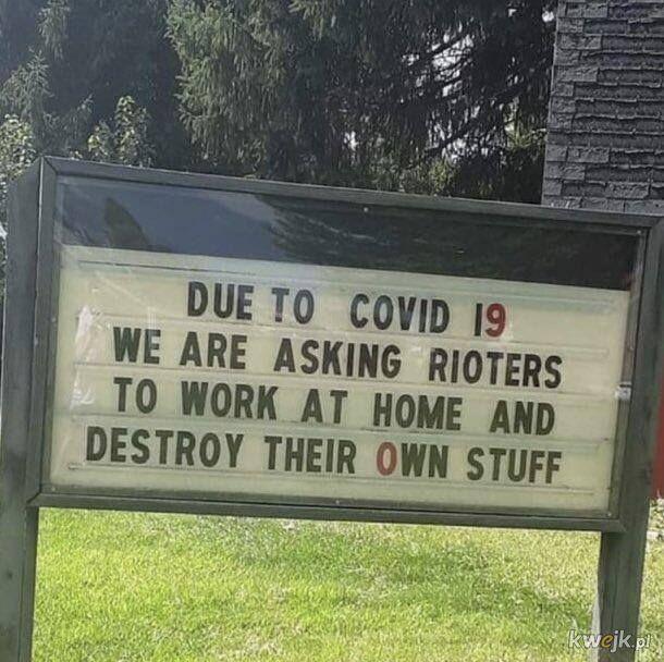 Bądź odpowiedzialny i pracuj w domu. :]