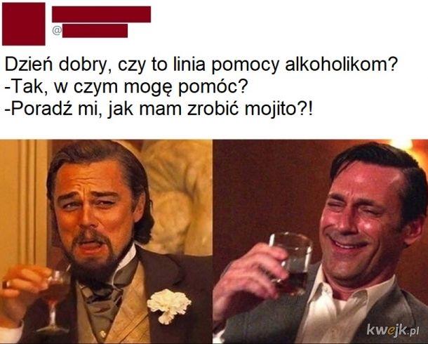 Pomóż alkoholikowi