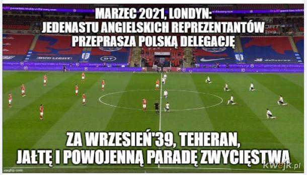 Mecz Polska Anglia